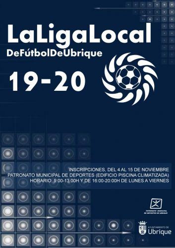 Liga Local de Fútbol de Ubrique 2019-2020